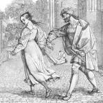Heinrich Faust und Gretchen