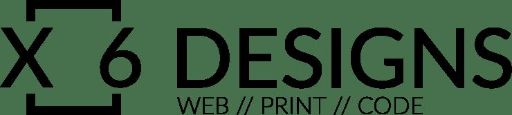 X-06 Designs - Web // Print // Code