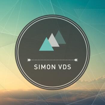 DJ Simon VDS Logo